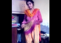Bangladeshi Bhabi  Hide carnal knowledge her Dabor on Adultstube.co