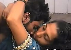 Indian Regional Couple Rough Sex Wife Hairy Slit Fucked