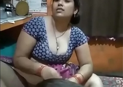 Desi Bhabhi legs wide open everywhere front of her Son!!