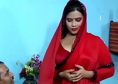 Hot sexual relations video of bhabhi yon Red saree wi - YouTube.MP4