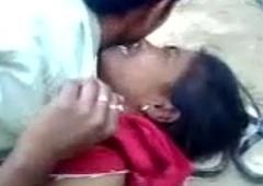 Desi tamil span bonking outside,