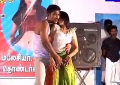 Tamilnadu village novel record dance program two...