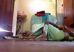 mallu be concerned manju homemade sex with husband filmed