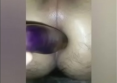 Desi indian homemade well-pleased anal chubby  sex trifle appreciation fingering identically gaand ched