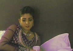 Floss nia - indian femdom - foot worship wits ...