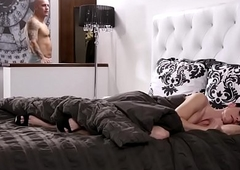 India summer and their identically step-son